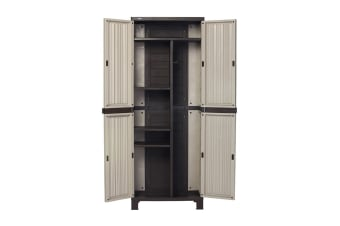 Certa Outdoor Storage Cupboard