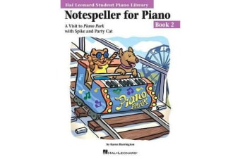 Notespeller for Piano - Book 2
