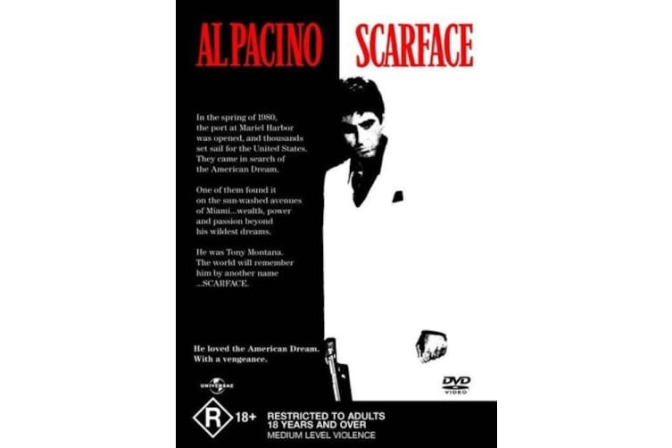 Scareace - Rare- Aus Stock DVD Preowned: Excellent Condition