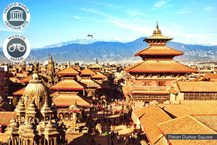 NEPAL: 10 Day Best of Nepal Tour for One