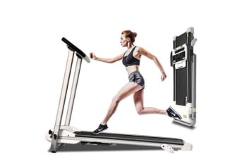 Ultra Thin Fold-Flat Foldable Electric Treadmill