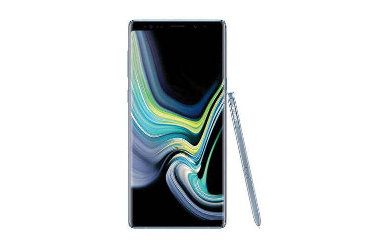 Samsung Galaxy Note9 (128GB, Cloud Silver)