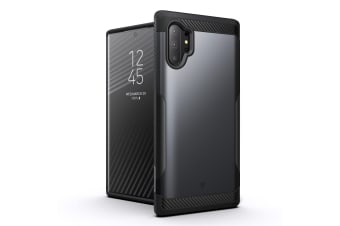 VERTECH Heavy Duty Shockproof Cover for Note 10 Plus/Note 10 Plus 5G-Black