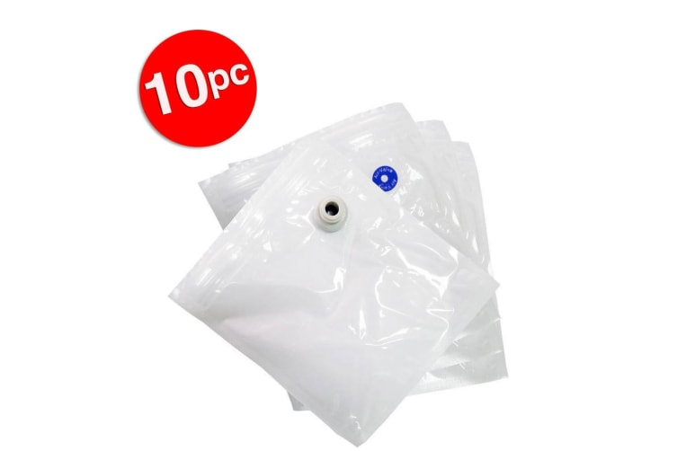 1x Small Seal Bag 19.5x22.5cm for Tiffany Vacuum Food Freezer Container TVS02