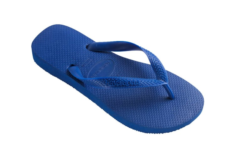 Havaianas Top Thongs (Marine Blue, Size 35/36 BR)