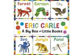 The World of Eric Carle - Big Box of Little Books
