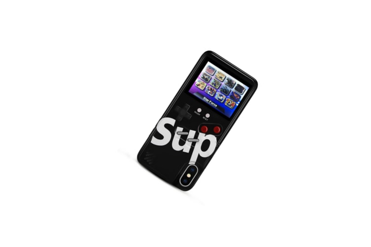 Mobile Phone Case of Color Screen Game Console  iphone XR