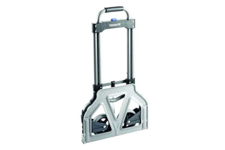 Steelmaster Platform Heavy Duty Hand Trolley/Truck/Cart Foldable/Flat 68kg Cap