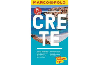 Crete Marco Polo Pocket Travel Guide - with pull out map