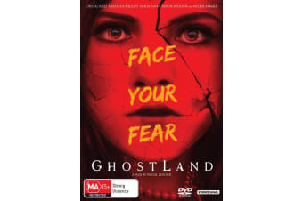 Ghostland DVD DVD Region 4