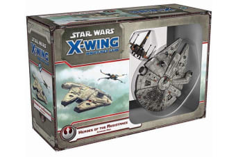 Star Wars X-Wing Miniatures Game:  Heroes of the Resistance Expansion
