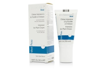 Dr. Hauschka Med Intensive Ice Plant Cream (For Very Dry & Flake Skin) 50ml