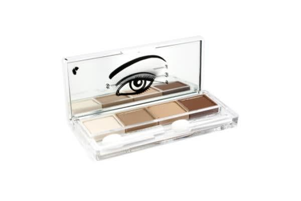 Clinique Colour Surge Eye Shadow Quad - No. 101 Teddy Bear (4.8g/0.16oz)