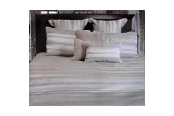 Violetta Quilt Cover Set Queen by Metropolitan Homewares