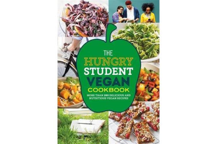 The Hungry Student Vegan Cookbook