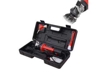 vidaXL Six Piece Sheep Clipper Set 350 W