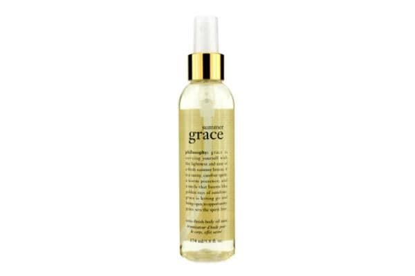 Philosophy Summer Grace Satin-Finish Body Oil Mist (174ml/5.8oz)
