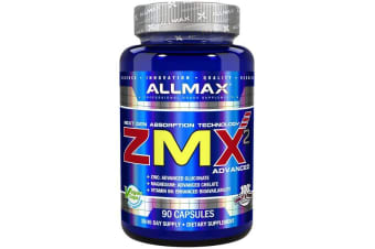 ALLMAX Nutrition ZMX2 High-Absorbtion Magnesium Chelate - 90 Capsules