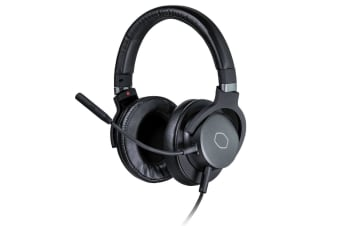 Cooler Master MH752 Gaming Headphone Headset w/7.1 Surround Sound for PC/Console