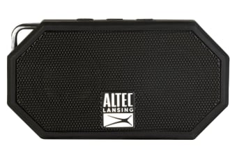 Altec Lansing Mini H20 'Everything Proof' Bluetooth Speaker - Black
