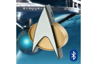 Star Trek Bluetooth Communicator Badge | prop replica