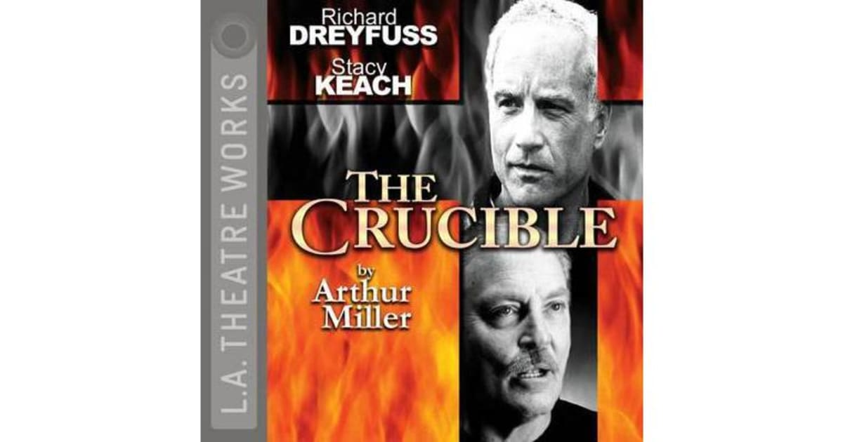 """the power of superstition and hearsay in salem in the crucible by arthur miller """"we are what we always were in salem,"""" john proctor cries out in act ii of arthur miller's the crucible 'the crucible doubt and superstition."""
