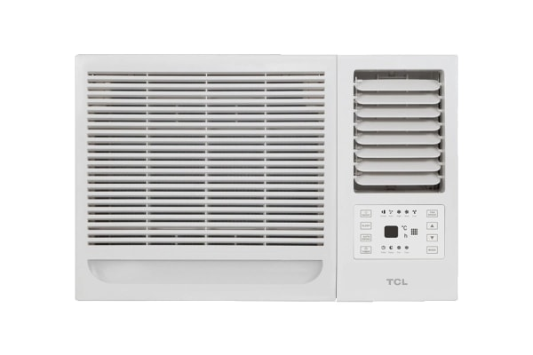 TCL 2.6kW Cooling / 2.4kW Heating Window Box Air Conditioner