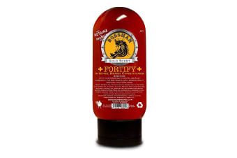 Bossman Fortify Intense Beard Conditioner Gold Scent 120ml