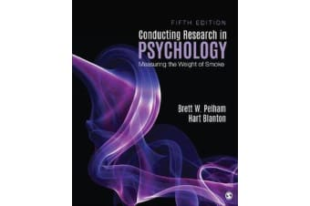 Conducting Research in Psychology - Measuring the Weight of Smoke