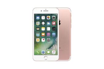 Apple iPhone 7 Plus 128GB Rose Gold - As New