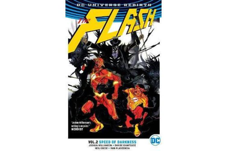 The Flash Vol. 2 Speed Of Darkness (Rebirth)