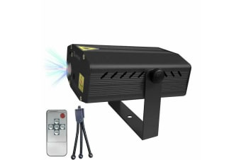 Sansai Disco Party Light 3D Compact robust design With remote control