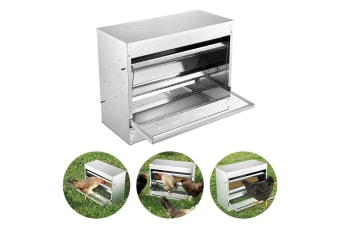 Automatic Galvanized Chicken Feeder 10kg