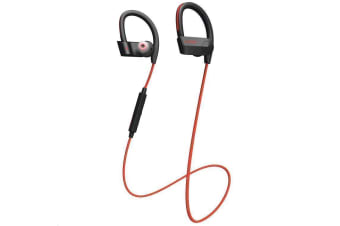 Jabra Sports Pace - Red - Wireless sports earbuds with premium sound