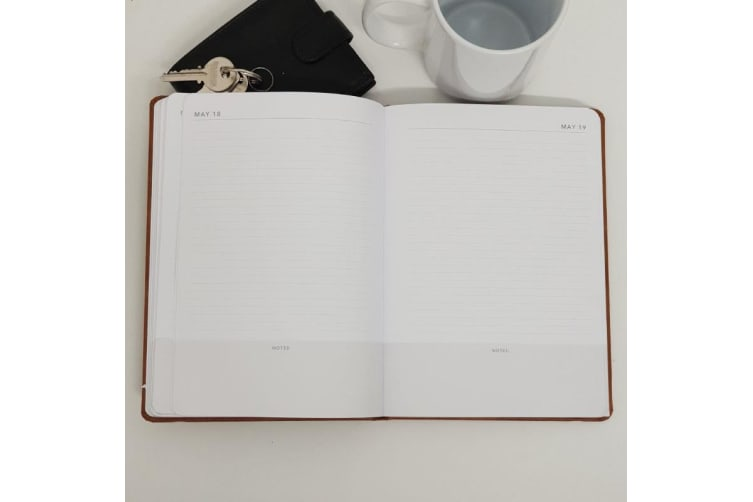 Personalised 2020 DTP Diary with Pen - Godfather