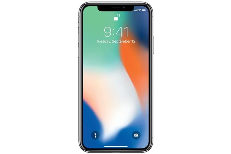 Apple Iphone X 64GB Phone Silver (AU STOCK, Refurbished - FAIR GRADE)