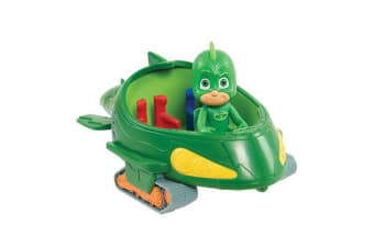PJ Masks Vehicle - Gekko and Gekko Mobile
