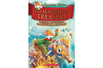 Geronimo Stilton and the Kingdom of Fantasy - Search for Treasure (#6)