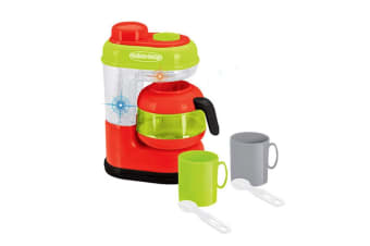 Kids Electric Toy Coffee Machine with Lights and Sounds