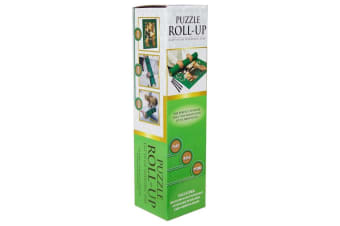 Crown 120cm Roll Up Mat Tube/Storage w/ Straps for 2000pc Jigssaw Puzzle Pieces