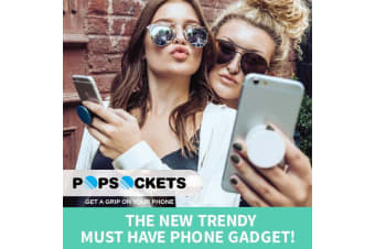 PopSockets: Expanding Phone Stand & Grip! - Blue Marble