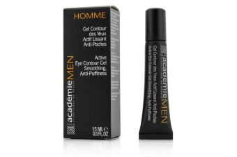 Academie Men Eye Contour Gel 15ml/0.5oz
