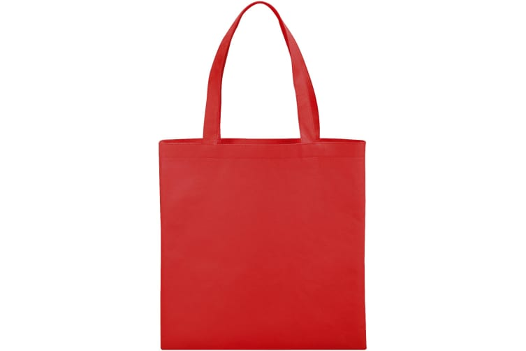 Bullet The Non Woven Small Zeus Convention Tote (Red) (One Size)
