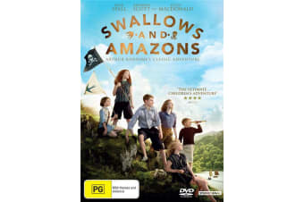 Swallows and Amazons DVD Region 4