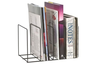 Marbig Wire Instyle Book/Magazine Rack