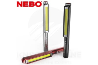 NEBO LIL LARRY 250 LUMEN LED POCKET LIGHT FLASHLIGHT POCKET CLIP 89531