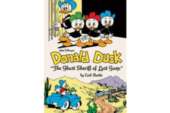 "Walt Disney's Donald Duck - ""The Ghost Sheriff of Last Gasp"""