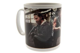 The Walking Dead Official Character Mug (Multicoloured)
