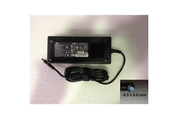HP OEM Notebook AC Power Adapter/Charger, 19.5V 6.15A 120W (4.5x3.0mm)