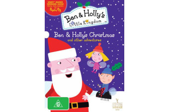 Ben and Hollys Little Kingdom Ben and Hollys Christmas DVD Region 4